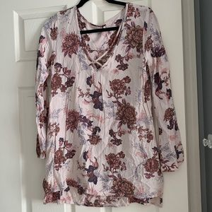 FREE PEOPLE TUNIC - OFFERS WELCOME